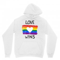 love wins for light Unisex Hoodie | Artistshot