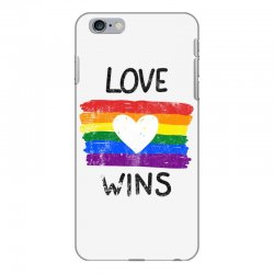 love wins for light iPhone 6 Plus/6s Plus Case | Artistshot
