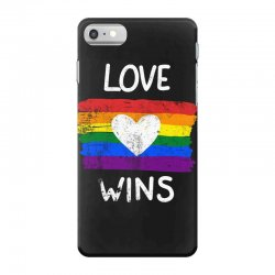 love wins for dark iPhone 7 Case | Artistshot