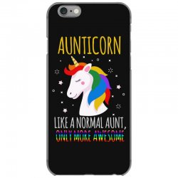 aunticorn like a normal aunt only more awesome iPhone 6/6s Case | Artistshot