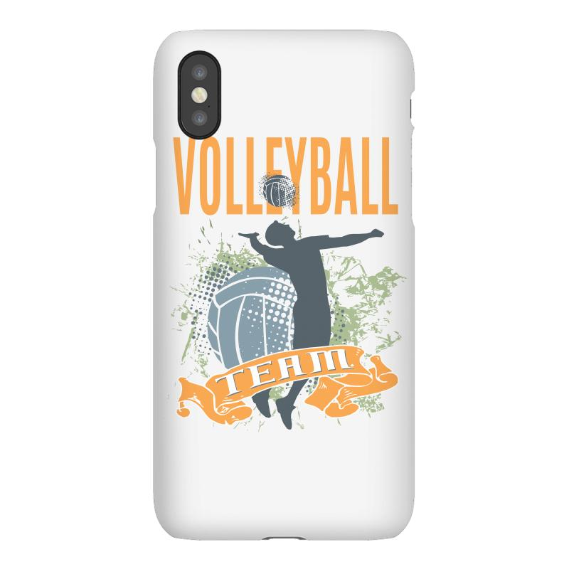 Volleyball Team Iphonex Case | Artistshot