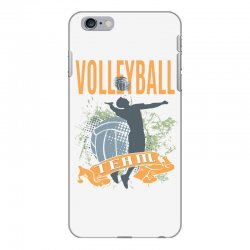 Volleyball Team iPhone 6 Plus/6s Plus Case | Artistshot