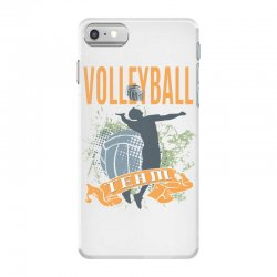 Volleyball Team iPhone 7 Case | Artistshot