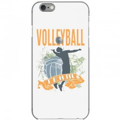 Volleyball Team iPhone 6/6s Case | Artistshot
