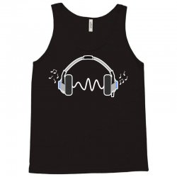 feels the music Tank Top | Artistshot