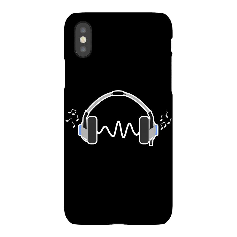 Feels The Music Iphonex Case | Artistshot