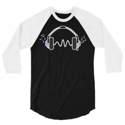 feels the music 3/4 Sleeve Shirt | Artistshot