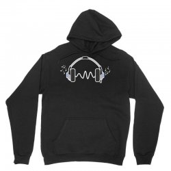 feels the music Unisex Hoodie | Artistshot