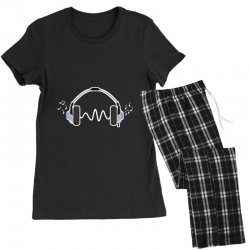 feels the music Women's Pajamas Set | Artistshot