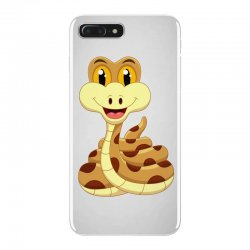Smiling Snake iPhone 7 Plus Case | Artistshot