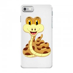 Smiling Snake iPhone 7 Case | Artistshot
