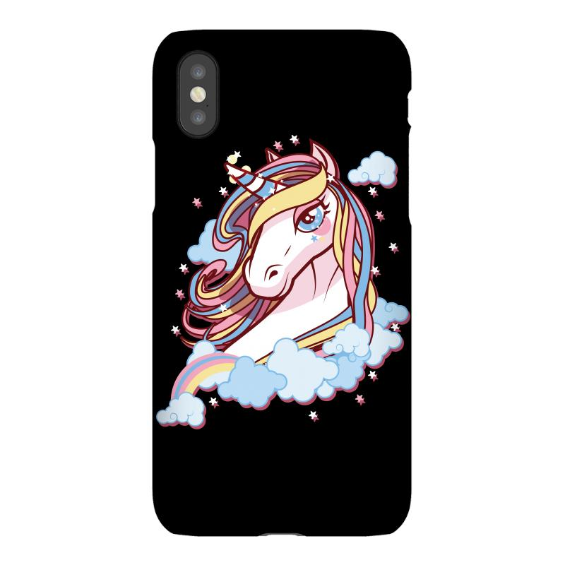 Sparkle Unicorn Iphonex Case | Artistshot