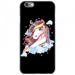 Sparkle unicorn iPhone 6/6s Case | Artistshot