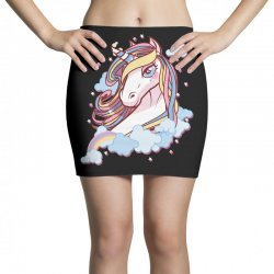Sparkle unicorn Mini Skirts | Artistshot