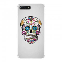 Skull day of the dead iPhone 7 Plus Case | Artistshot