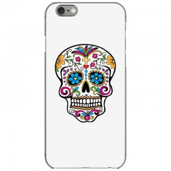 Skull day of the dead iPhone 6/6s Case | Artistshot