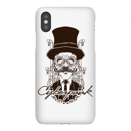 Cyberpunk Fathers Day Iphonex Case Designed By Tiococacola