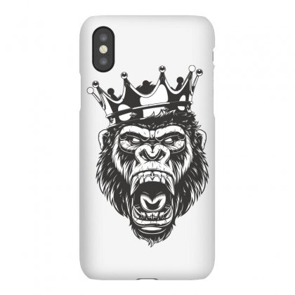 Long Live The King / Fathers Day Iphonex Case Designed By Tiococacola