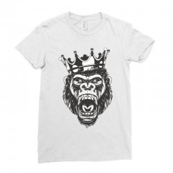 Long Live the King / Fathers day Ladies Fitted T-Shirt | Artistshot