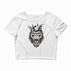 Long Live the King / Fathers day Crop Top | Artistshot