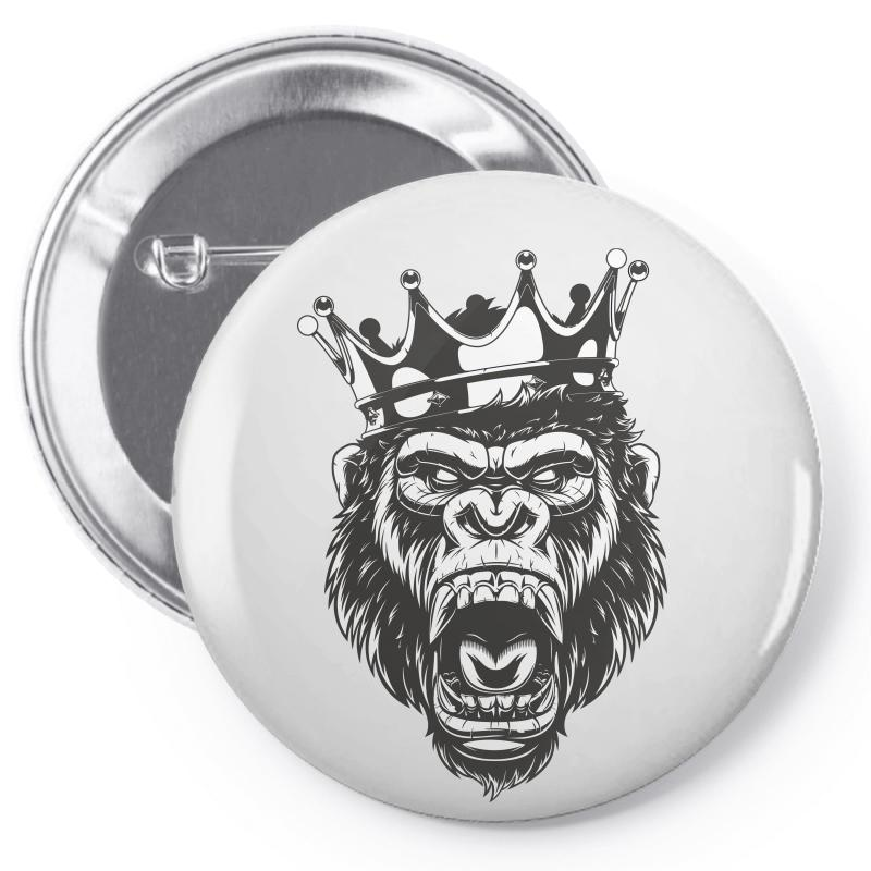 Long Live The King / Fathers Day Pin-back Button | Artistshot