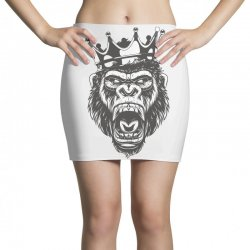 Long Live the King / Fathers day Mini Skirts | Artistshot