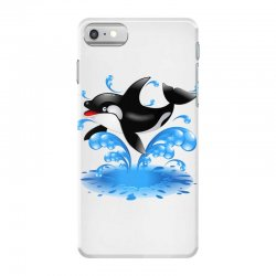 Baby whale iPhone 7 Case | Artistshot