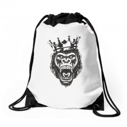 Long Live the King / Fathers day Drawstring Bags | Artistshot