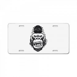 Gorilla tape License Plate | Artistshot