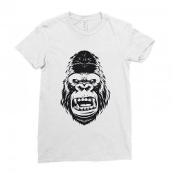 Gorilla tape Ladies Fitted T-Shirt | Artistshot