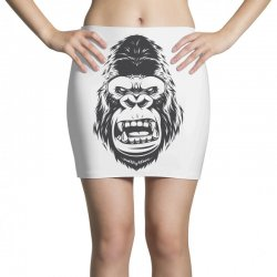 Gorilla tape Mini Skirts | Artistshot