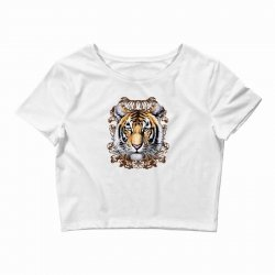 Tiger Crop Top | Artistshot