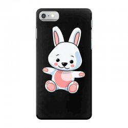 Bunny rabbit iPhone 7 Case | Artistshot