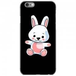 Bunny rabbit iPhone 6/6s Case | Artistshot