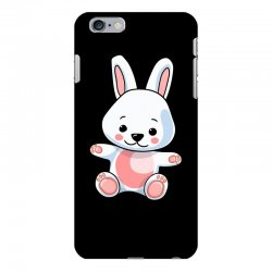 Bunny rabbit iPhone 6 Plus/6s Plus Case | Artistshot