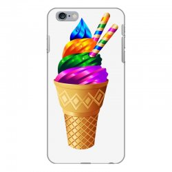 Ice cream flavours iPhone 6 Plus/6s Plus Case | Artistshot