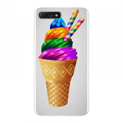 Ice cream flavours iPhone 7 Plus Case | Artistshot