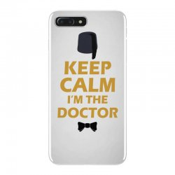 Keep Calm I'm Doctor (gold) iPhone 7 Plus Case | Artistshot