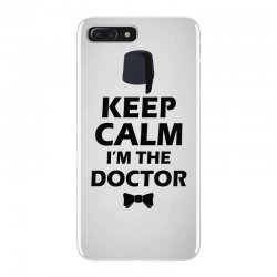 Keep Calm I'm Doctor (black) iPhone 7 Plus Case | Artistshot