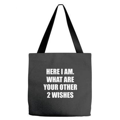 Here I Am Tote Bags Designed By Equinetee