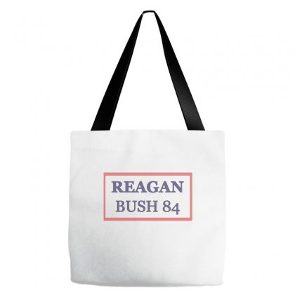 Reagan Bush Tote Bags Designed By Equinetee