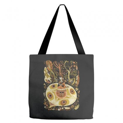 Compass Sight Tote Bags Designed By Equinetee