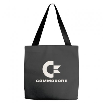 Commodore Tote Bags Designed By Equinetee