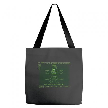 Condition Fleshwound Tote Bags Designed By Equinetee