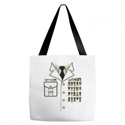 Console General Tote Bags Designed By Equinetee