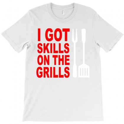 Got Skills On The Grills Apron T-shirt Designed By Suryanaagus068