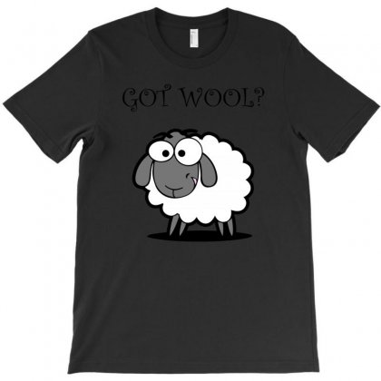 Got Wool T-shirt Designed By Suryanaagus068