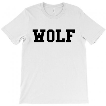 Wolf T-shirt Designed By Hot Design