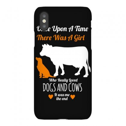 Once Upen A Time There Was A Girl Iphonex Case Designed By Wizarts