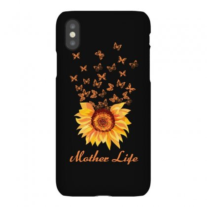 Mother Life Iphonex Case Designed By Wizarts